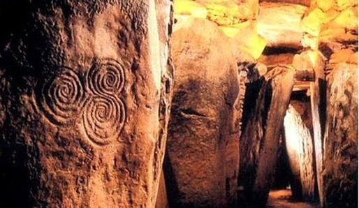 Newgrange - mystické srdce Irska