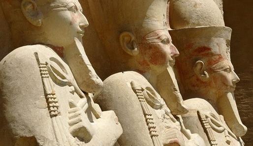 Ženy na egyptském trůně