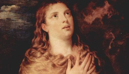 Máří Magdaléna - ta, kterou Ježíš miloval nejvíce