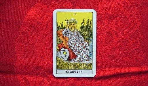 III - CÍSAŘOVNA (Daleth = Venuše) - Tarot