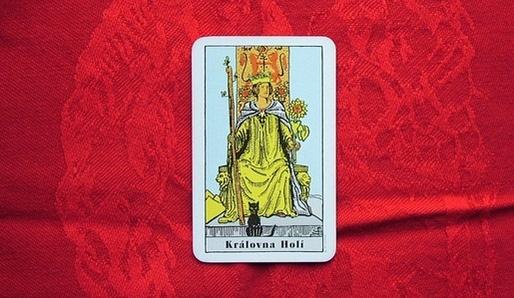 Královna Holí