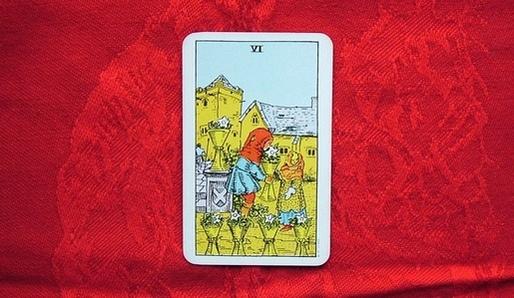 Tarot VI Poháry