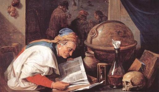 Základem alchymie je Dílo (Opus)