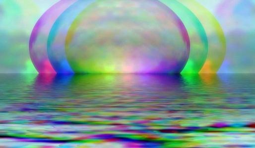 Léčení barvami v praxi