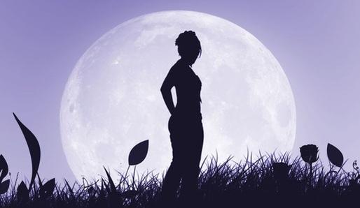 Lilit černá Luna