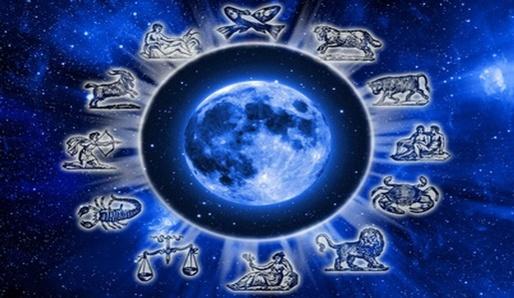 Luna v horoskopu.