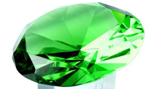 Smaragd - amulet