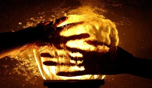 Živel vody a ohně.