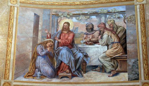 Marie Magdalská - ženský princip Ježíše Krista